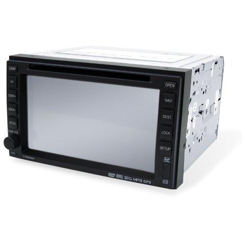 Мультимедійно-навігаційний центр FlyAudio для Hyundai Sonata Прев'ю 1