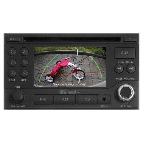 Кабель для під'єднання  камери в автомобілях Nissan із системою Nissan Audio Прев'ю 5