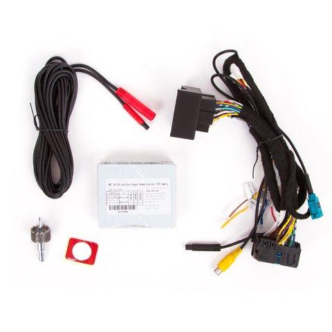 Комплект для подключения камеры заднего вида в Land Rover / Jaguar с головным устройством Harman Превью 4