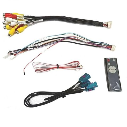 Video Interface for Mercedes-Benz  W222 S-class (2018- y.m.), W213 E-class(2016- y.m.) with NTG 5.5 System Preview 3