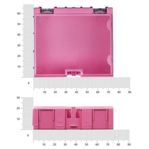 Кассетница наборная 75х65х22 мм