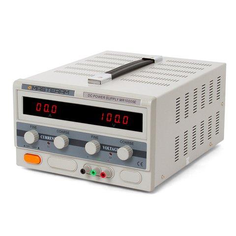 Лабораторний блок живлення Masteram MR10005E Прев'ю 1