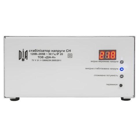 Стабілізатор напруги ДІА-Н СН-3000-м - Перегляд 2