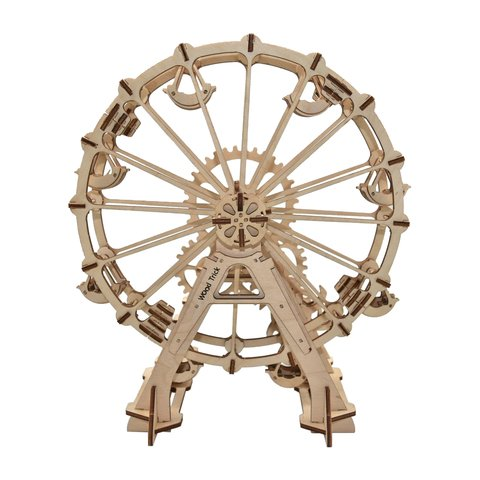Механический 3D-пазл Wood Trick Колесо обозрения