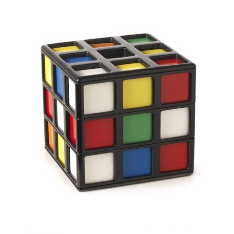 Головоломка Кубик Рубика Rubik's Cage: Три в ряд Превью 5