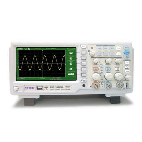 Digital Storage Oscilloscope ATTEN ADS1102CM Preview 1