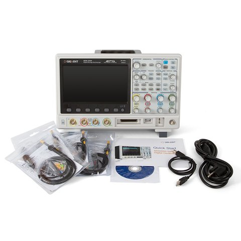 Digital Oscilloscope SIGLENT SDS2304 Preview 2
