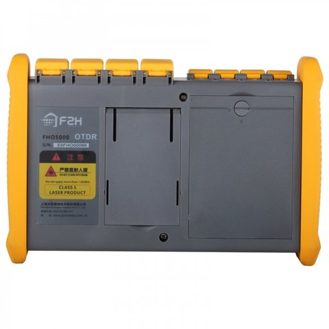 Optical Time-Domain Reflectometer Grandway FHO5000-D32 Preview 9