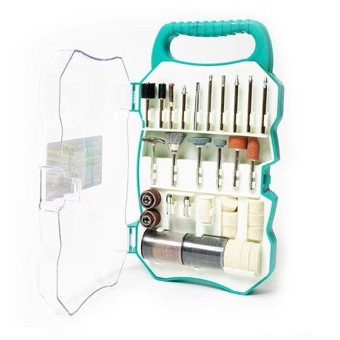 Accessory Kit Pro'sKit PT-5100 for Rotary Tools Pro'sKit PT-5201A, PT-5201B, PT-5501I Preview 1