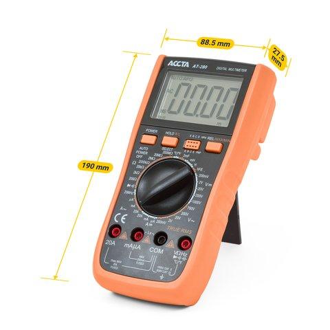 Digital Multimeter Accta AT-280 Preview 1